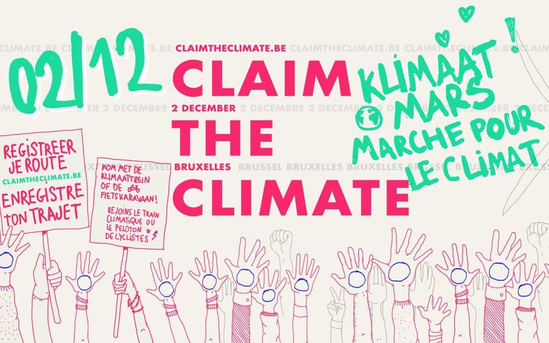 Manifestons ensemble pour le climat !