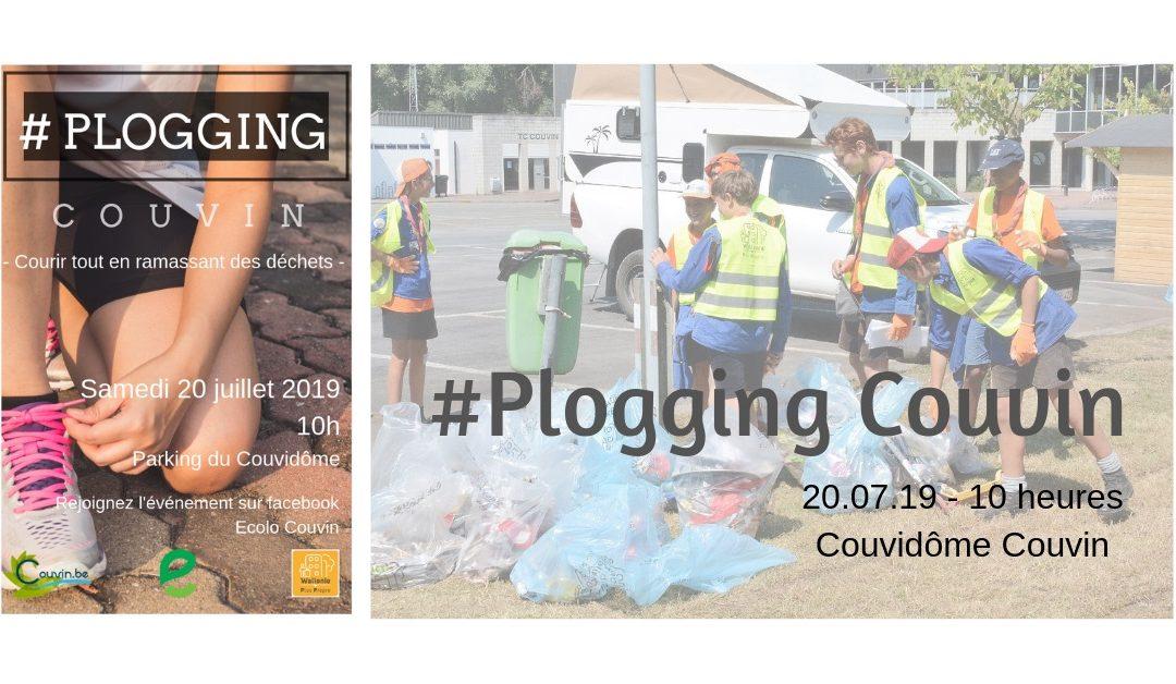 2ème Plogging de Couvin